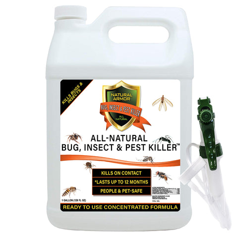 Bug, Insect & Pest Killer-GALLON (128oz)