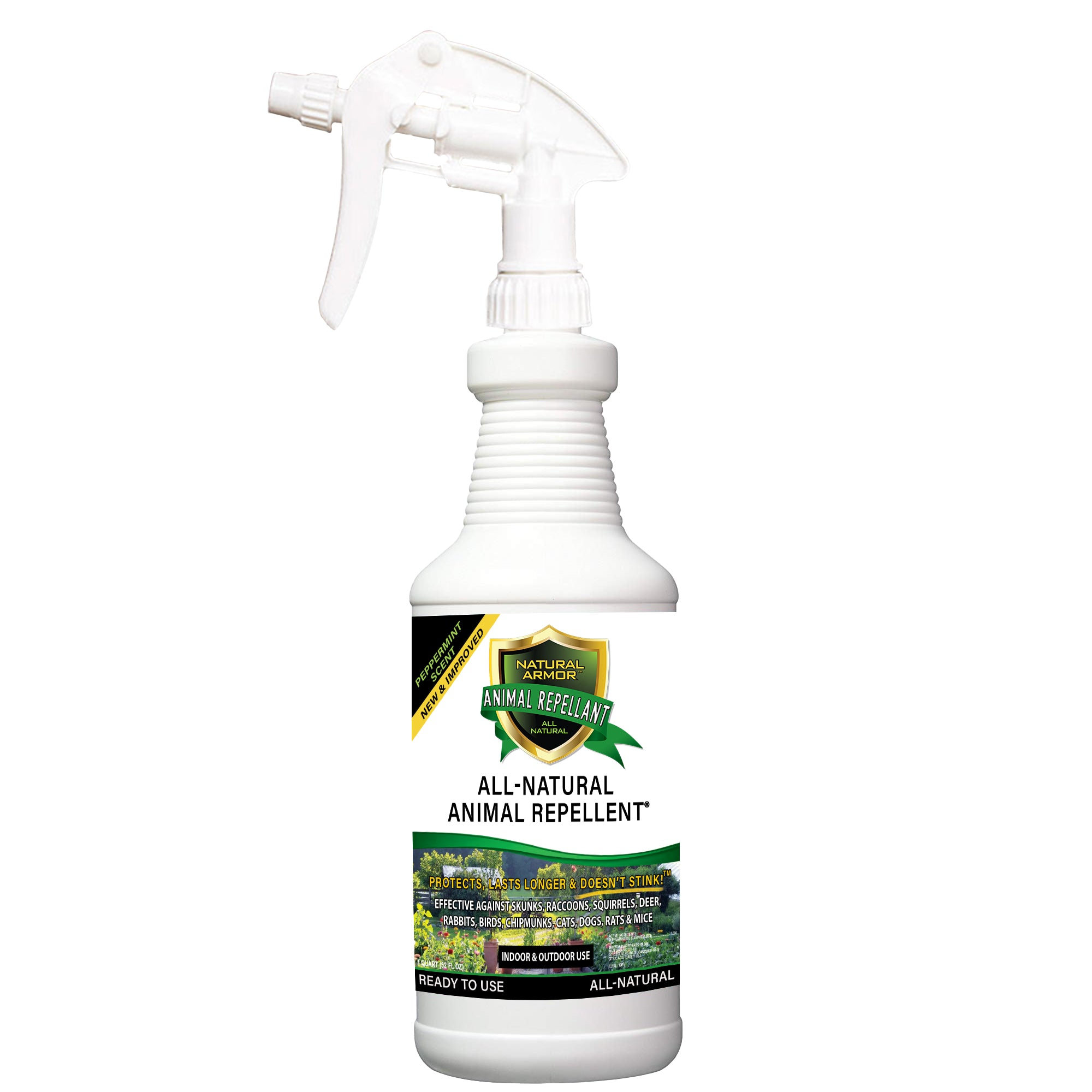 Animal Repellent - Peppermint Spray QUART (32 Oz.)