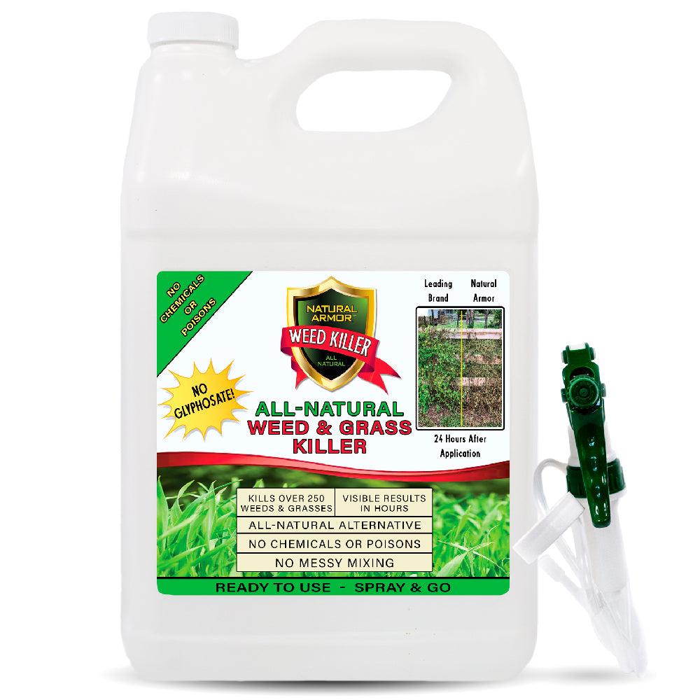Natural Armor All-Natural Weed Killer - GALLON (128 oz.)
