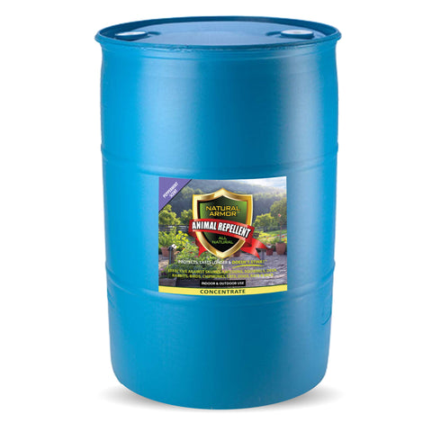 Animal Repellent –– Peppermint Scent (1) 30 GALLON DRUM CONCENTRATE