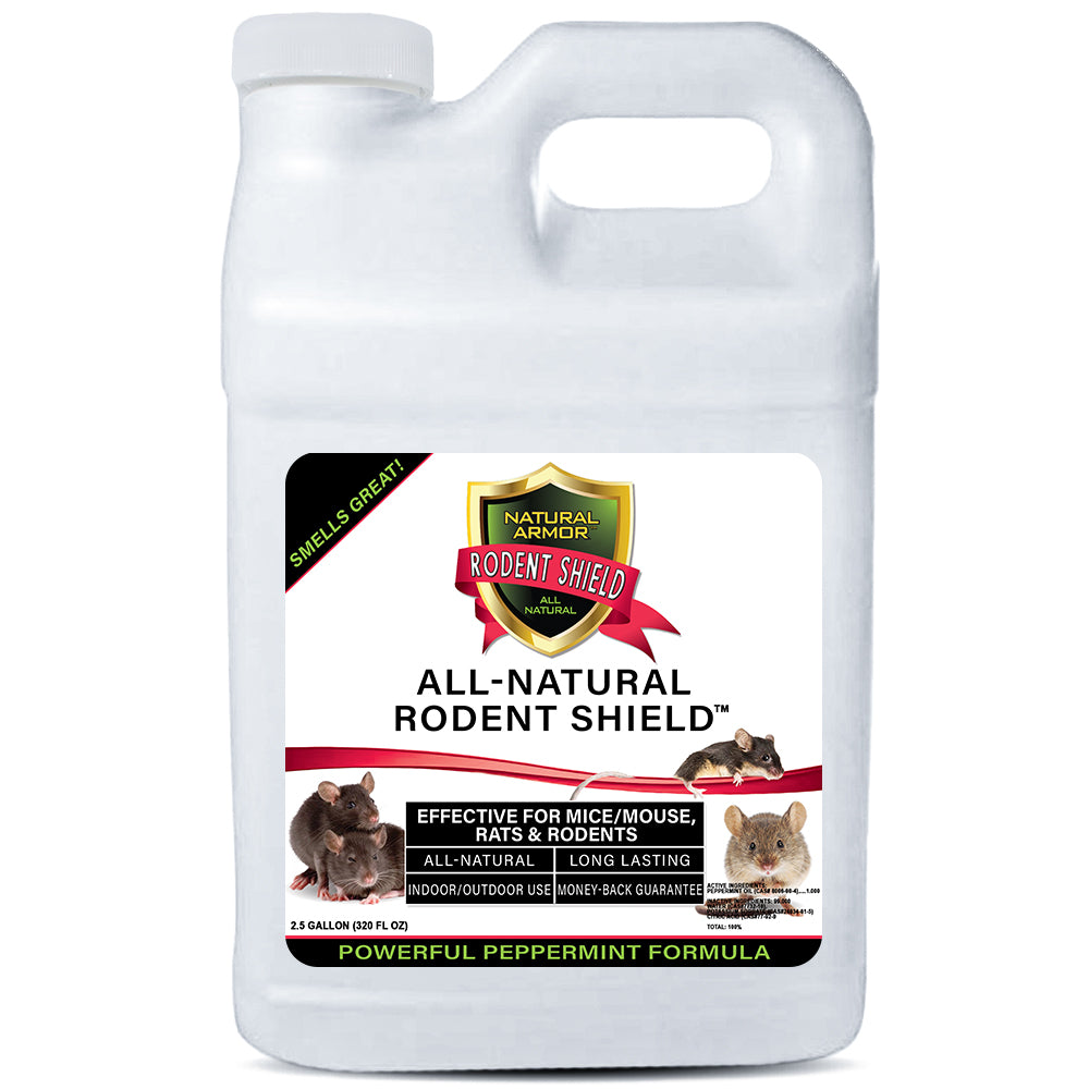 Rodent Shield - 2.5 GALLON (320oz)