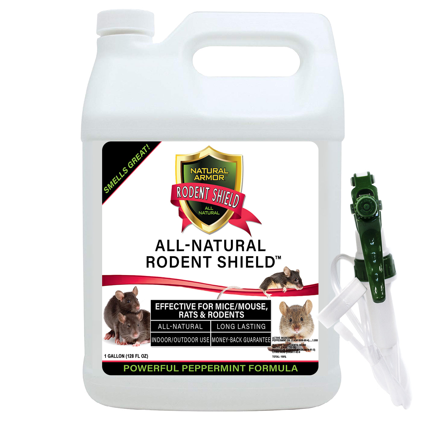 Rodent Shield - GALLON (128oz)