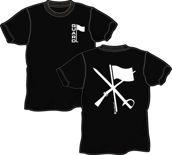 Color Guard T-Shirt for Winter Guard and Guardies - ColorGuard Gifts