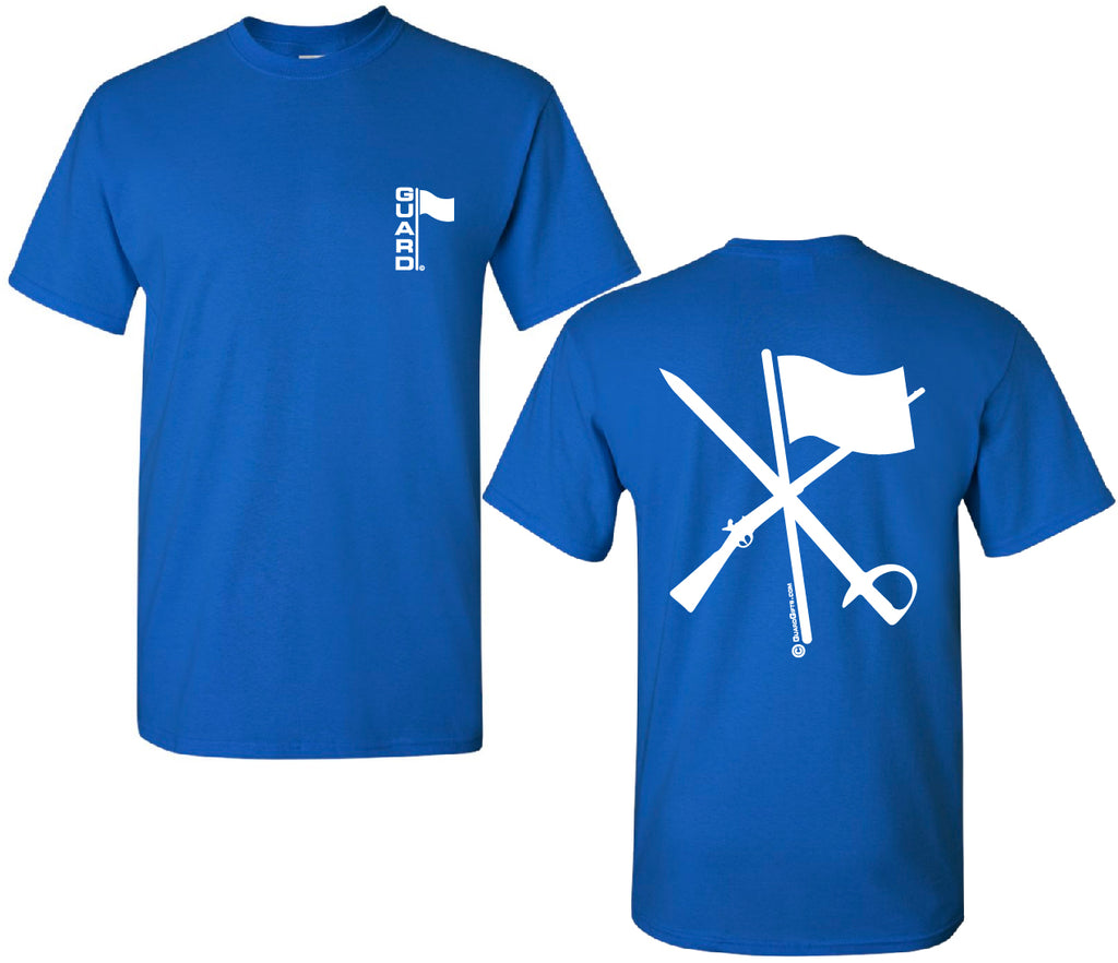Color Guard T-Shirt | WinterGuard ColorGuard Gifts