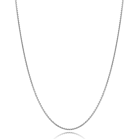Sterling Silver Necklaces | Pink or Black Cord | ColorGuardGifts.com - ColorGuard Gifts - 1