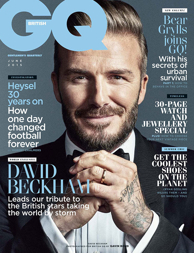 GQ JUNE 2015 ISSUE