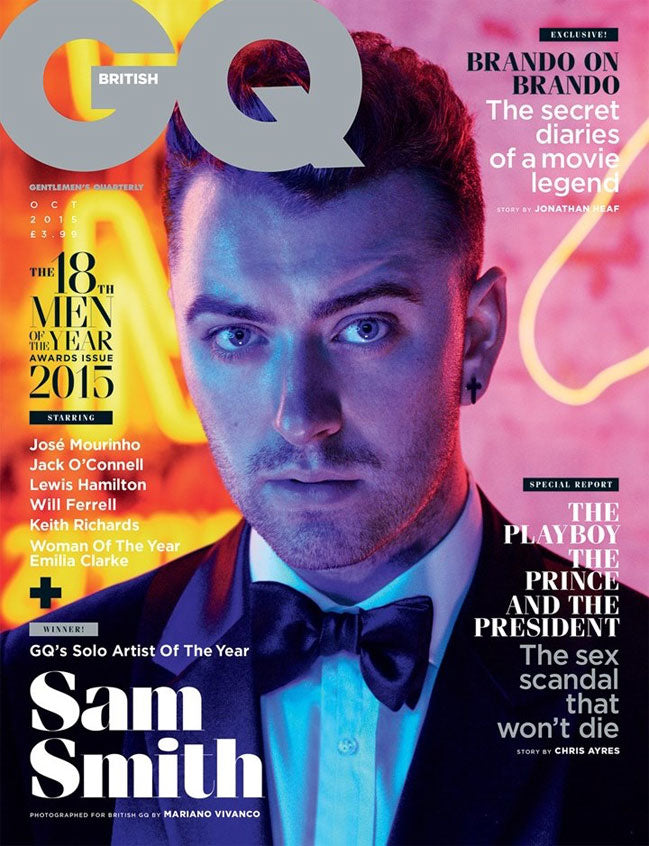 GQ OCT 2015 ISSUE