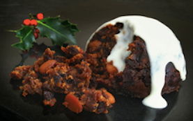 Christmas Pudding (using Bakels Fruit Cake Mix)