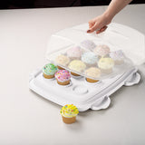 Wilton 3 in 1 Cupcake carry case