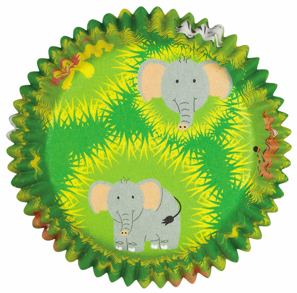 Jungle Pals Standard Baking Cups