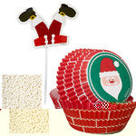 Santa Decorating Kit