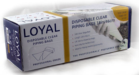 "Piping Bags 18"" (46 cm)"