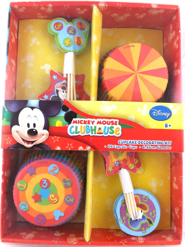 Mickey Mouse Club House Decorating Kit