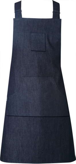 Men's Apron - Denim Cross Over