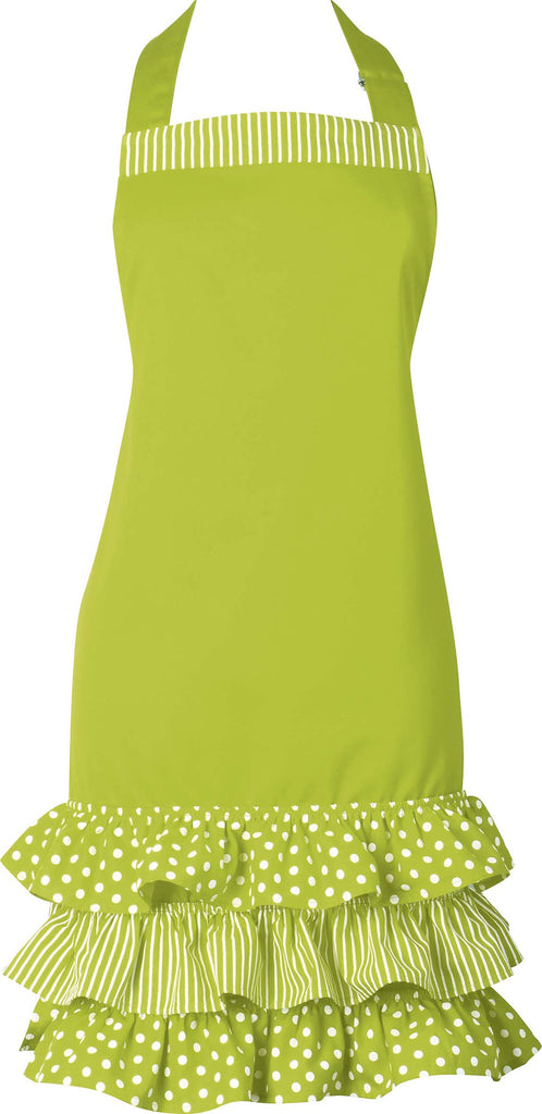 Ladies Apron - Lime
