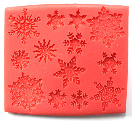 Silicone Mat Snowflake