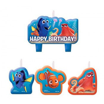 Finding Dory Candle Set
