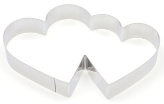 Double Heart Cutter