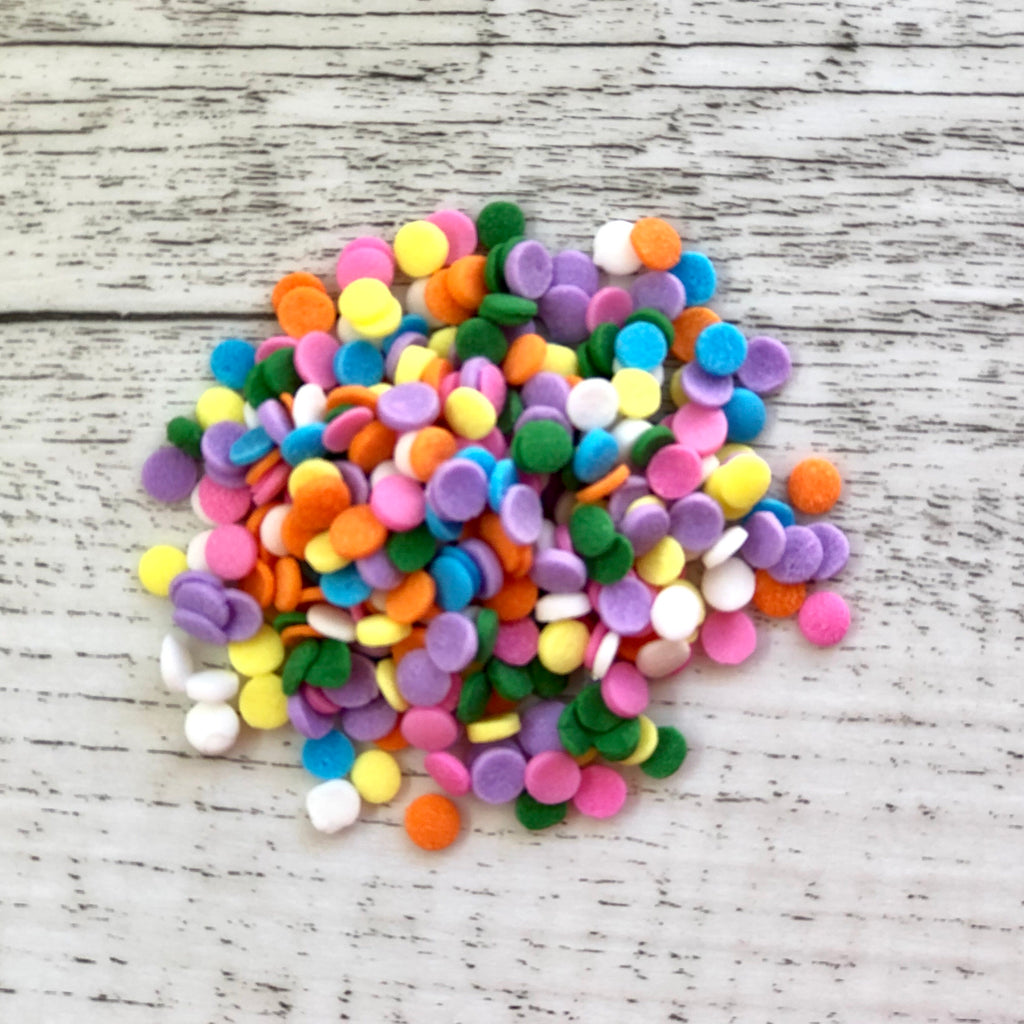 Sprinkles - Confetti Pastel Mixed (50g)
