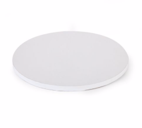 "Mondo Drum board 10"" Round white"