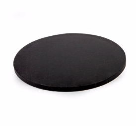 "Mondo Drum board 8"" Round black"