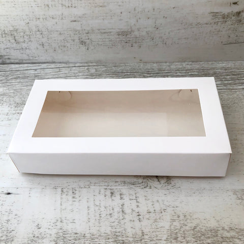 Cookie Box with Window lid