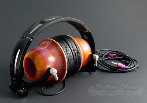 Joe Blow Glass Headphones: Serendipity