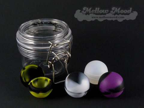 Slick Balls: Set of 4