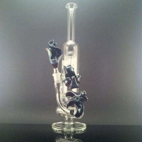 DC x LaceFace Double Perc Tube