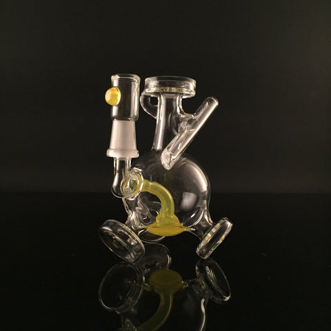 Waterworks: Tiny Trichome Pendant Rig