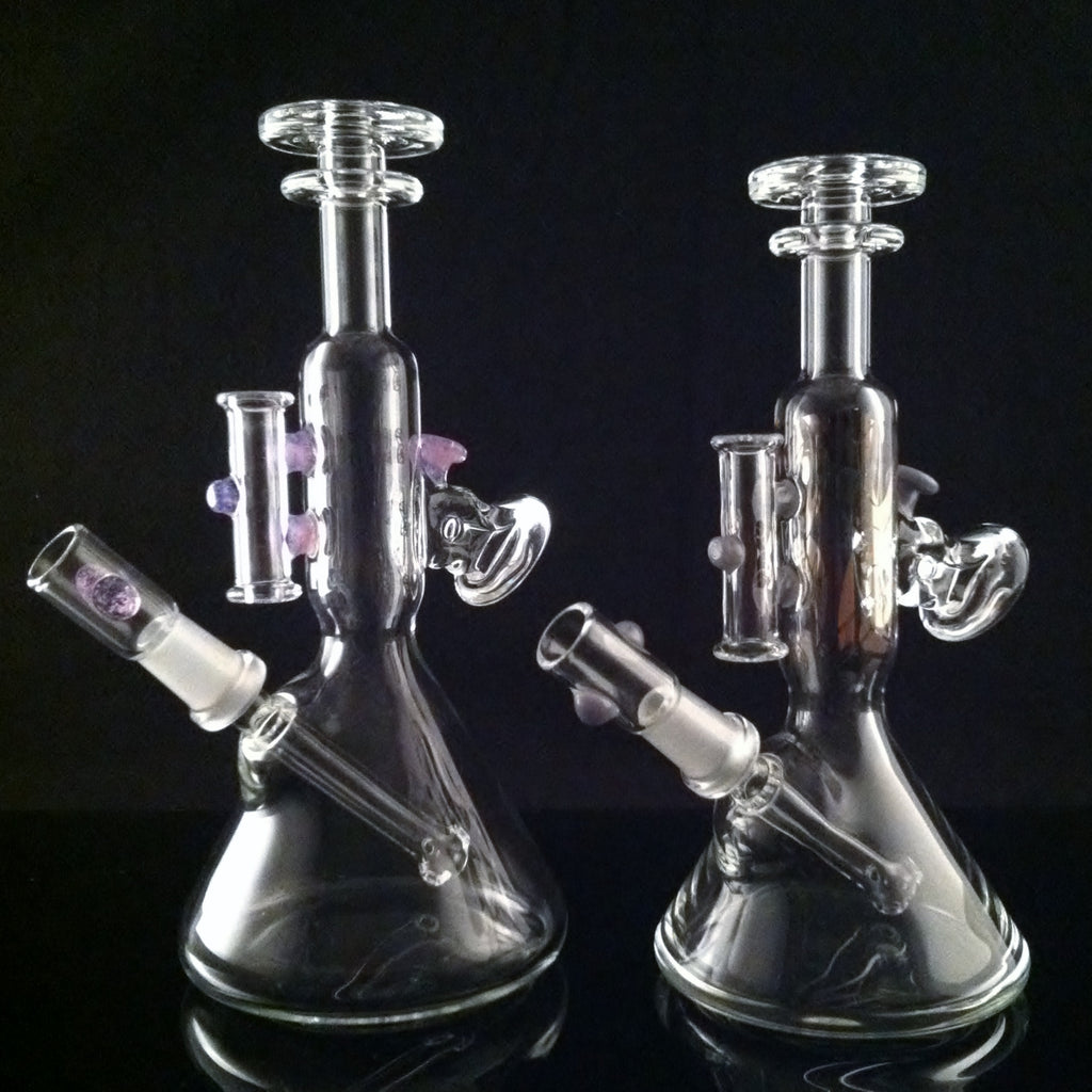 DC Glass: Ray Gun Beakers