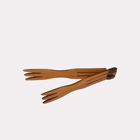 Inside-Out Tongs® For Hors d'oeuvres - RockTimber - 1