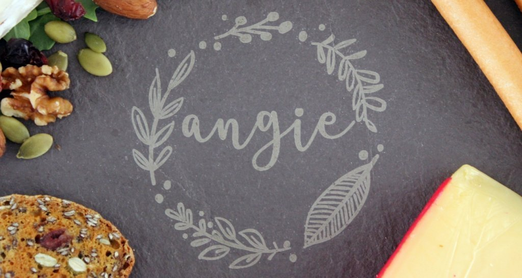 Hand Stamped Textiles