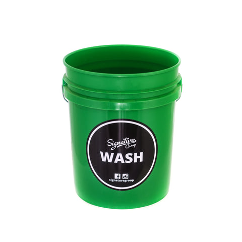 Signature Premium Wash Bucket
