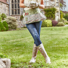 Briers Julie Dodsworth Orangery Tool Belt, Wellington Boots and Comfy Gardner Gloves