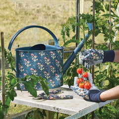 Briers Julie Dodsworth Flower Girl Watering Can and Cotton Grip Gloves