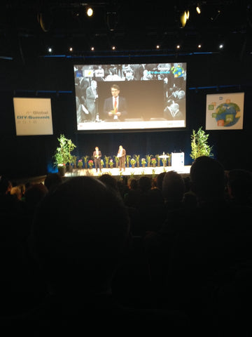 4th Global DIY Summit 2016 Briers attends