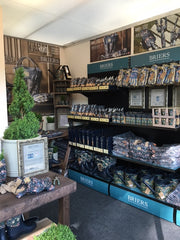 Briers 2016 Chelsea Flower Show Stand EA476