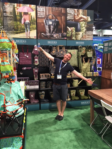 Briers Booth 10471 at the National Hardware Show 2016, Las Vegas - image 1
