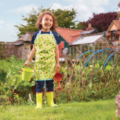 Briers Kids Apron, Metal Bucket, Watering Can, Wellington Boots