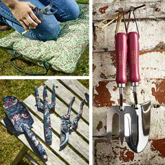 Briers new garden hand tools and kneelers