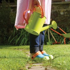 Briers Kids Metal Watering Can and Kids Clogs