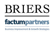 Briers and Factum Partners Inc logos
