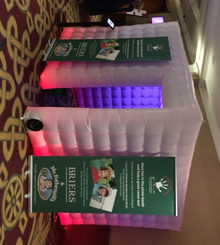 GIMA 2016 Greenfingers Photobooth sponsored by Briers and Mr Fothergill's