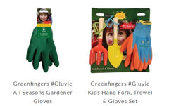 Briers Greenfingers #gluvie products