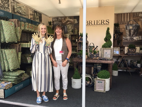 RHS Chelsea 2016 press day celebrity #gluvie Fern Cotton