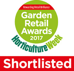 Garden Retail Awards 2017 Shortlisted Logo