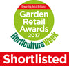 Garden Retail Awards 2017 Horticulture Week Shortlisted Logo