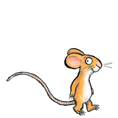 Briers Gruffalo Children's Mouse Image