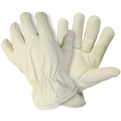 Lined Hide Gloves - Briers